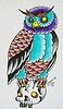 old school owl tattoo design by craigy lee Tattoo Designs