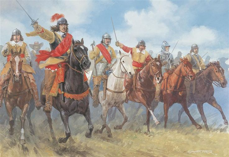 History: The First English Civil War 1642-1647 • Warlord Games