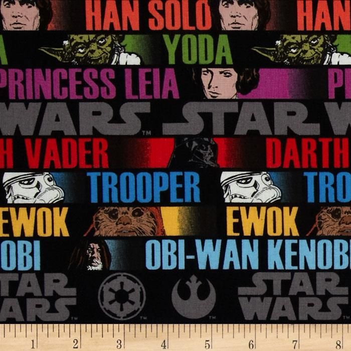Star Wars Character Names Multi