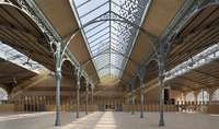 Le Carreau du Temple on Architizer