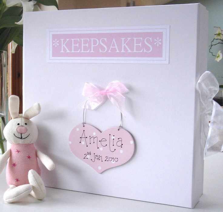 best 25 personalised keepsake box ideas on memory box