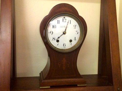 Seth Thomas Balloon Clock   $325  Butler Creek Antiques Dealer #8804  Lucas Street Antiques 2023 Lucas Dr. Dallas, TX 75219  Read more: http://dallas.ebayclassifieds.com/home-decor/dallas/seth-thomas-balloon-clock/?ad=39246540#ixzz3Zy3Be5EB