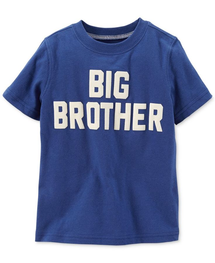 17 best images about big brother t shirts on pinterest for Big brother shirts for toddlers carters