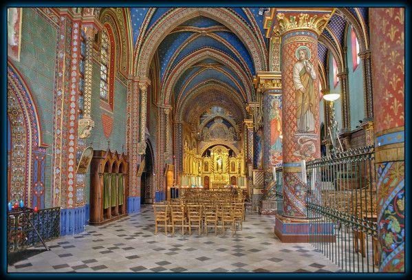 abbaye Saint Michel de Frigolet. Tarascon. Bouches-du-Rhône