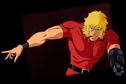 Cobra ou Cobra Space Adventure est une série d'animation japonaise en…