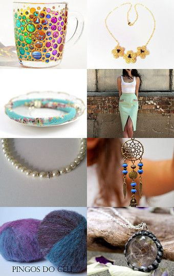 Winter shopping. by Vsevolod Potimko on Etsy--Pinned with TreasuryPin.com