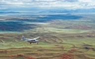 Scenic Flights in Namibia ‹ The Wilderness Air Crewroom  See http://www.wilderness-air.com/pdf/nam_scenic_flights.pdf