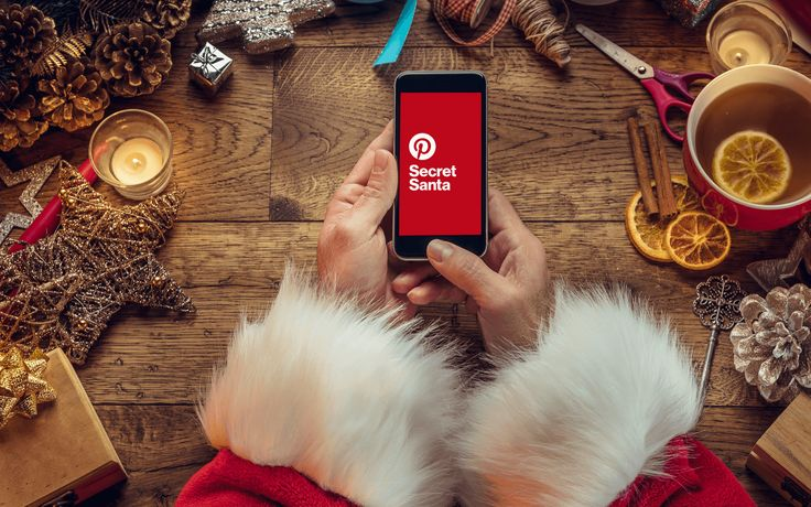 This year, Santa's making a list and he's checking it twice on Pinterest. OurSecret Santa allows people to find…