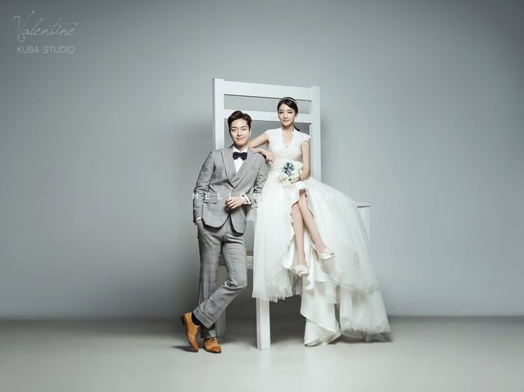 Korea pre wedding photography album cover, Kuba studio pre wedding photo shoot…
