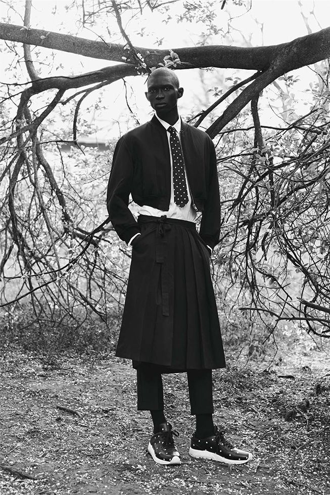 justdropithere:  Fernando Cabral by Johan Sandberg - Dapper Dan Magazine