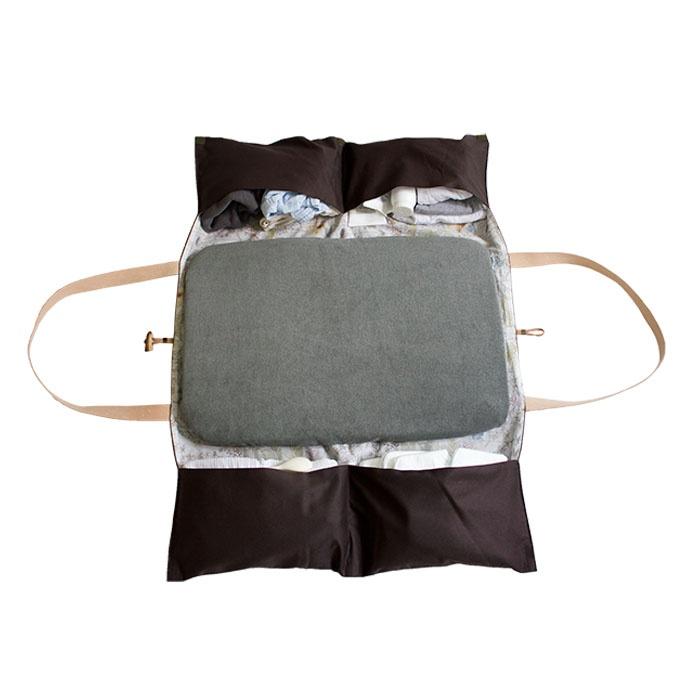 Ida Ising - The Original Changing Bag (TM). Nappy Bag, Pusletaske, Wickeltasche - EST. January 2012 - Danish Design - www.idaising.com