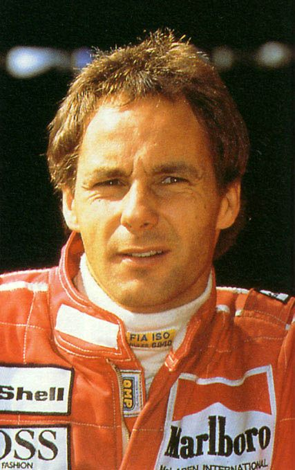 Gerhard Berger (AUT).- 1984-97 ATS, Arrows, Benetton, Ferrari, McLaren