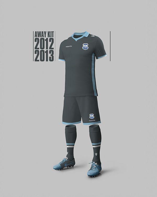Apollon Limassol FC Kits Through Years on Student Show