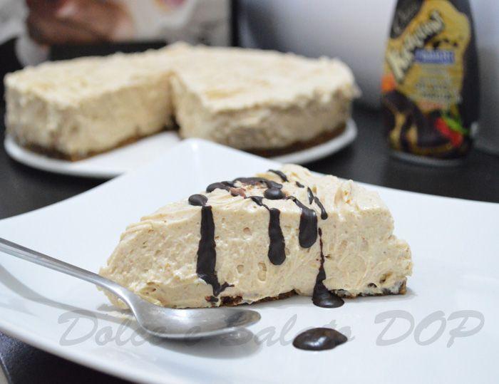 Semifreddo al burro di arachidi