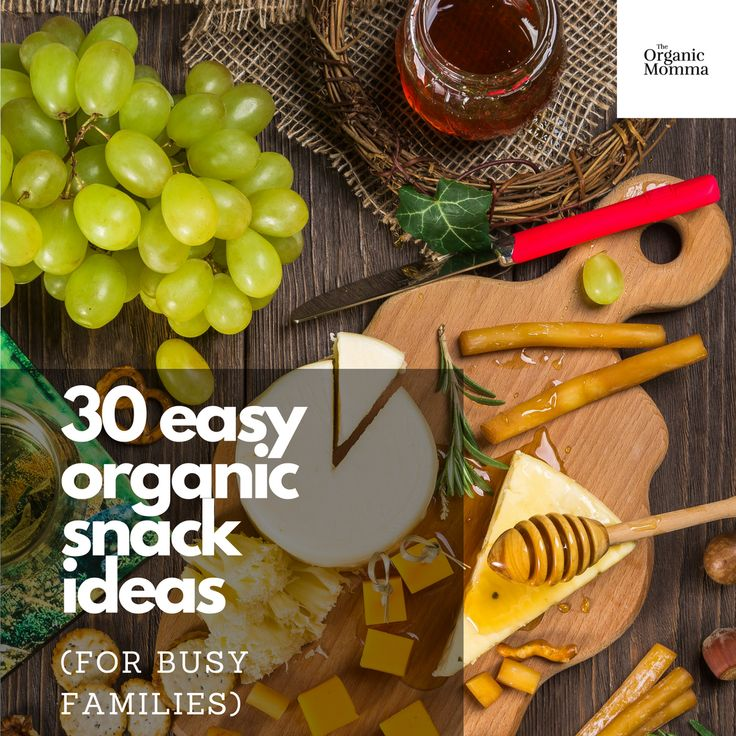 Here are 30 simple ideas for delicious, nutritious snacks that will keep you and your family full between meals, and that make great additions to school lunches too. Many of these snacks (like the muffins, cookies, and nuts for example) can be made in bulk, and even frozen to save you time. Snacks such as organic raw cheese sticks or cubes are very filling and can almost be a meal in themselves (a lovely large slice of organic raw cheese will keep you surprisingly full!) No matter your…