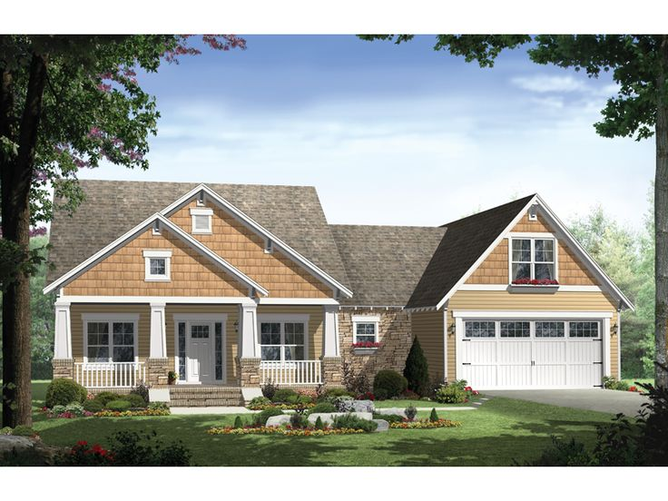 131 best images about ranch house plans on pinterest for House plans and more com home plans