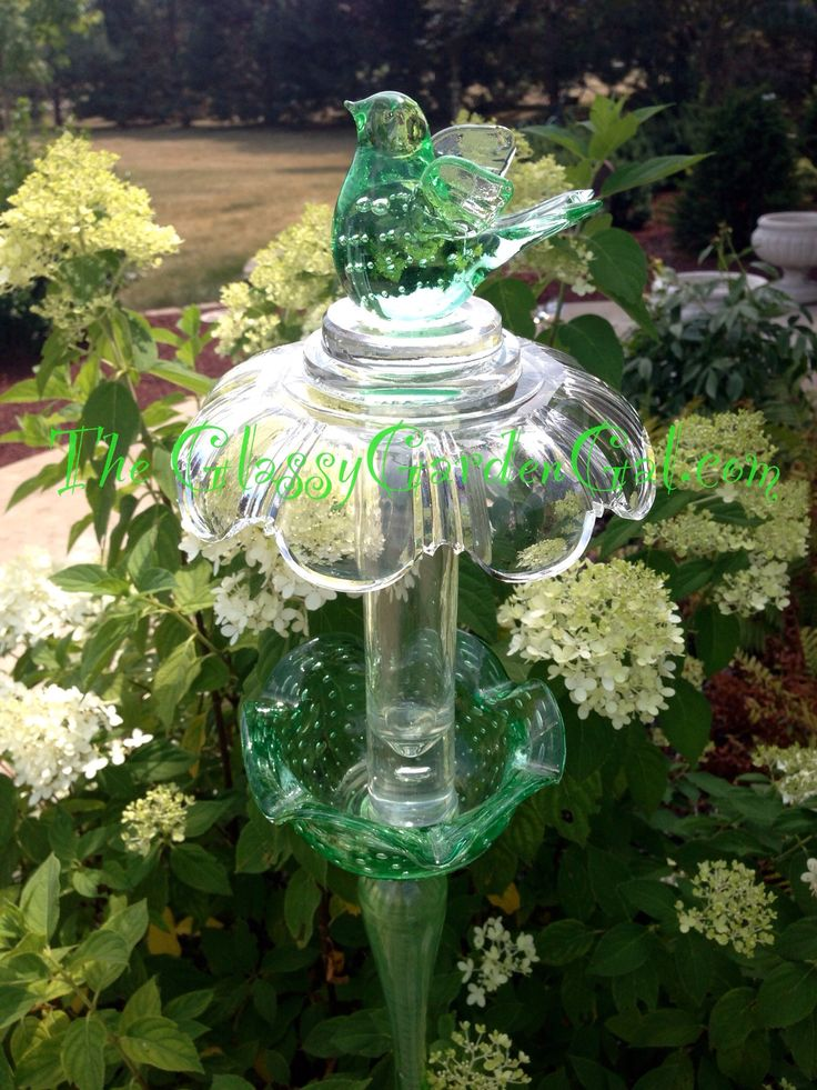 recycle ideas crafts 17 best images about glass garden bird feeders on 2816