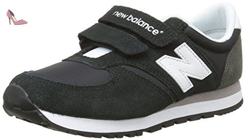 New Balance 415000-21, Chaussures Bébé marche mixte bébé, Noir (Black/Grey/003), 27.5 EU - Chaussures new balance (*Partner-Link)