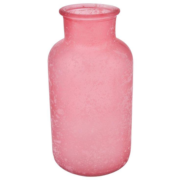 Amazon.de: Flasche #Deko #Vase #Glas 17x8x8cm #Tischdeko (#