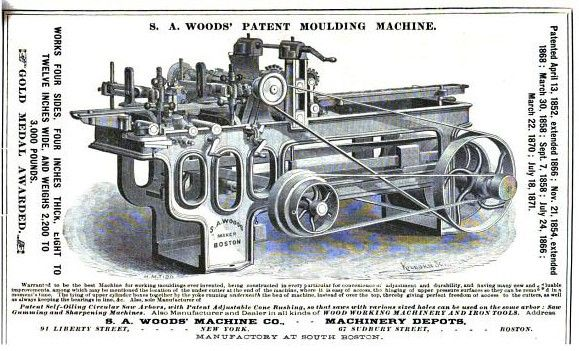 Amazing Antique WOODWORKING MACHINERY SCANS Images  Frompo