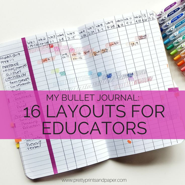 It's no secret that the Bullet Journal system has allowed me to make incredible changes in my life and stay on top of my work and personal life. This flexible system has dramatically reduced tasks …