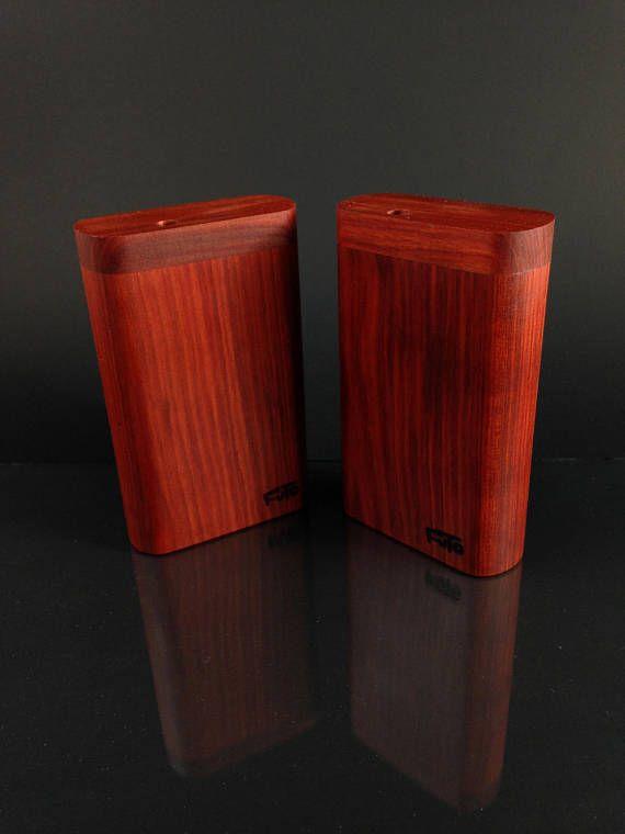Futo Grande  Redheart Dugout   Smoking Box  Made in Canada