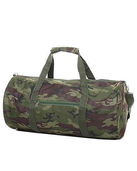 Monogram CAMO Duffle Bag GUYS Overnight Personalized Gym Travel
