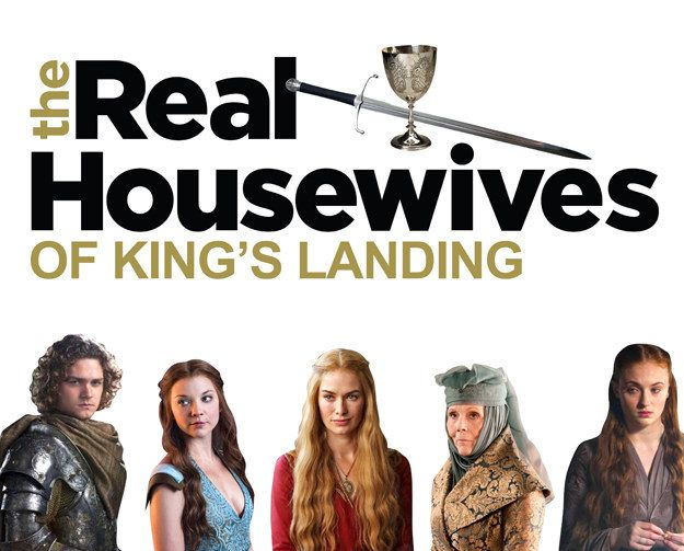 "If ""Game Of Thrones"" Characters Were On Reality Shows"