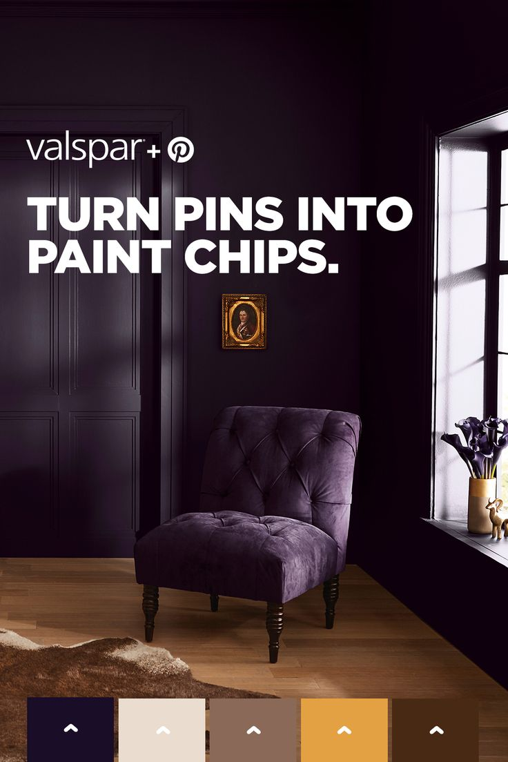 Let's turn that Pinterest #homeinspo into a reality. Use Valspar's Pinterest Analyzer to find paint chips that match the colors hiding in your boards and get them delivered to your home for free.