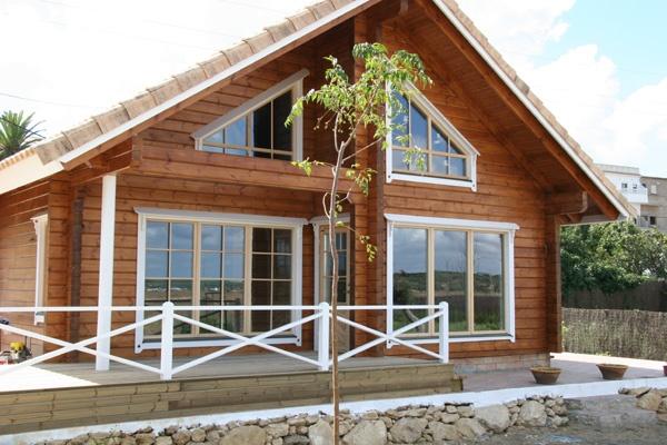Casa Honka en Vejer de la fra. CADIZ