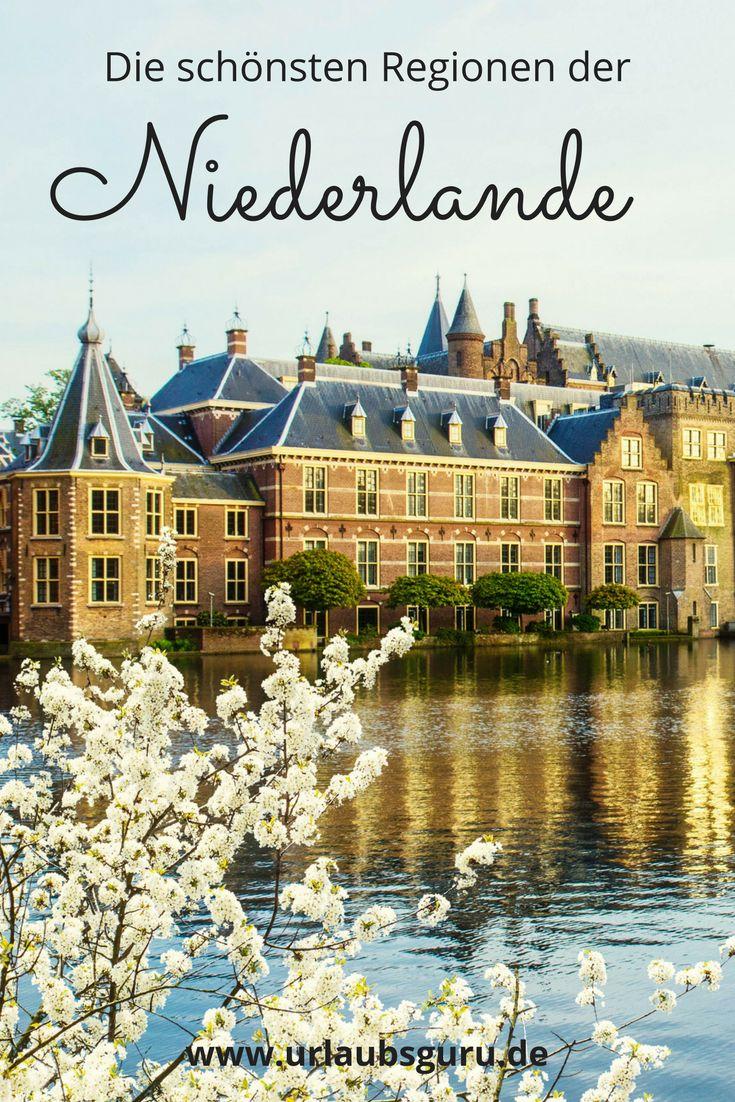 Wisst ihr eigentlich, wie schön ein Urlaub in den Niederlanden sein kann? In diesem Artikel zeige ich euch die schönsten Regionen!