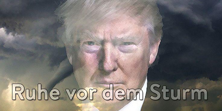 Trump und die Märkte — Die Ruhe vor dem Sturm? › CoinInvest DE