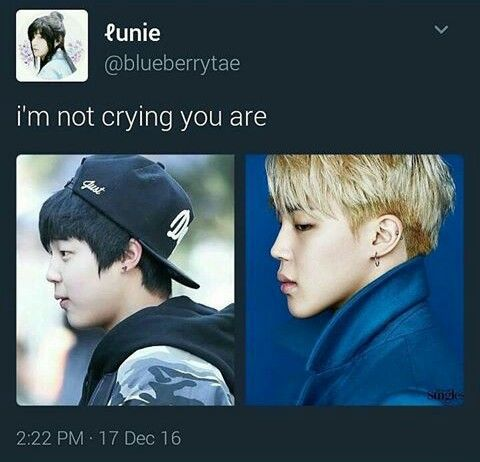 WHAT HAS BIG HIT BEEN FEEDING THESE KIDS I'M 24 STILL WAITING FOR PUBERTY TO HIT ME LIKE THIS THANKS