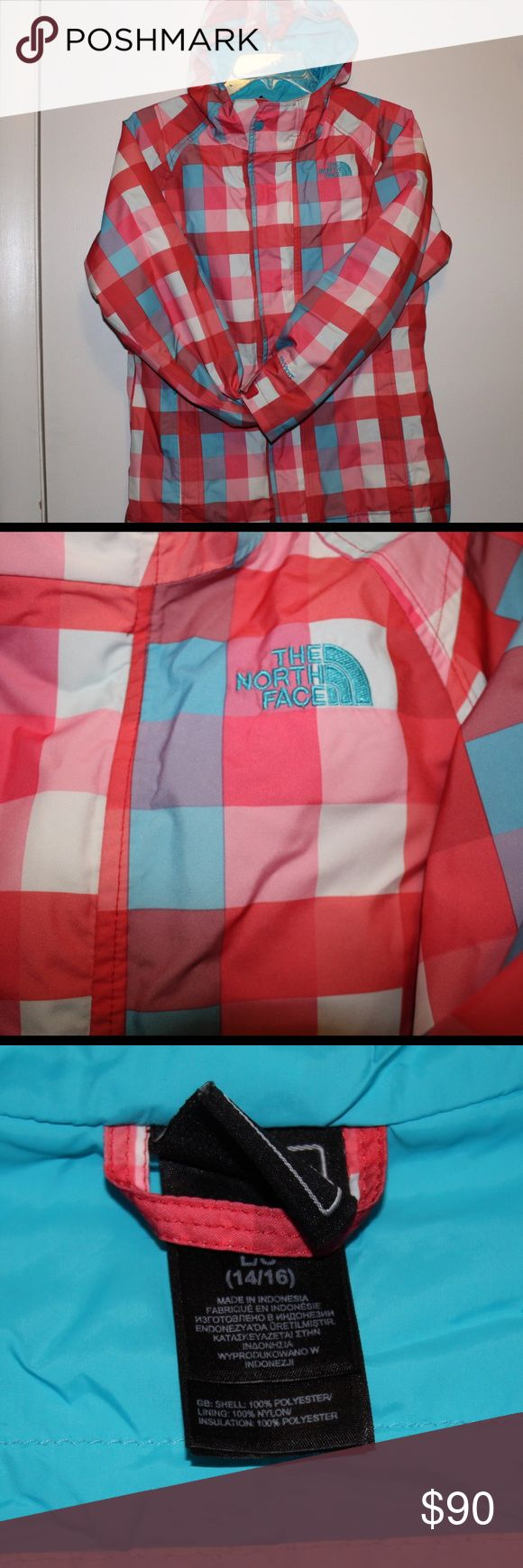 Girls North Face Winter Jacket Girls North Face: it's in good condition and great for the rain or snow! North Face Jackets & Coats