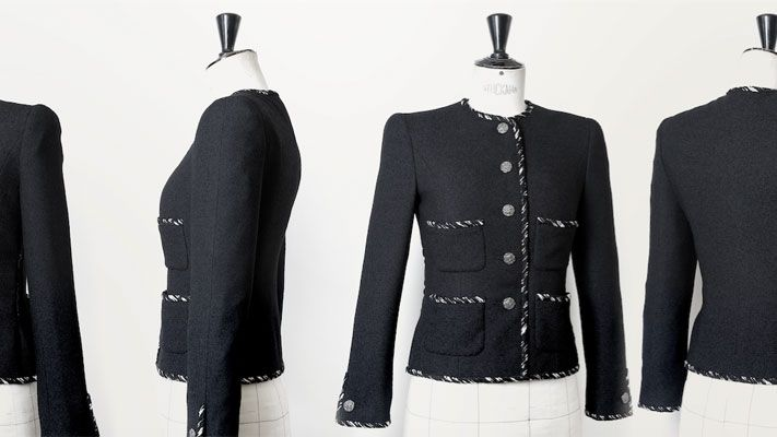 How the Chanel Jacket is made, super innovative Short film