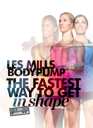 Les Milles Body Pump. This has changed my body even more than TRX.
