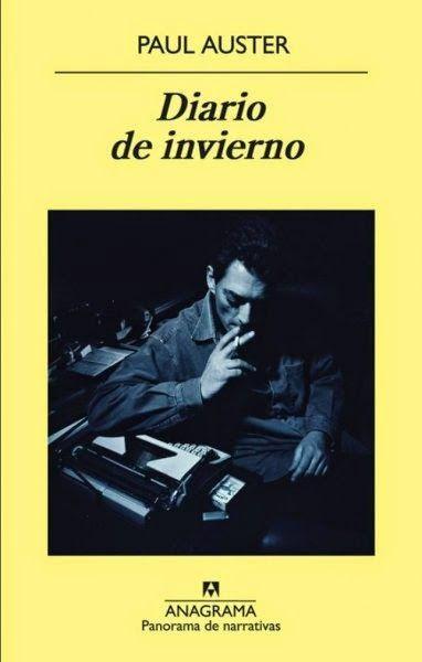 """Paul Auster """"Diario de invierno"""" (2012)"""