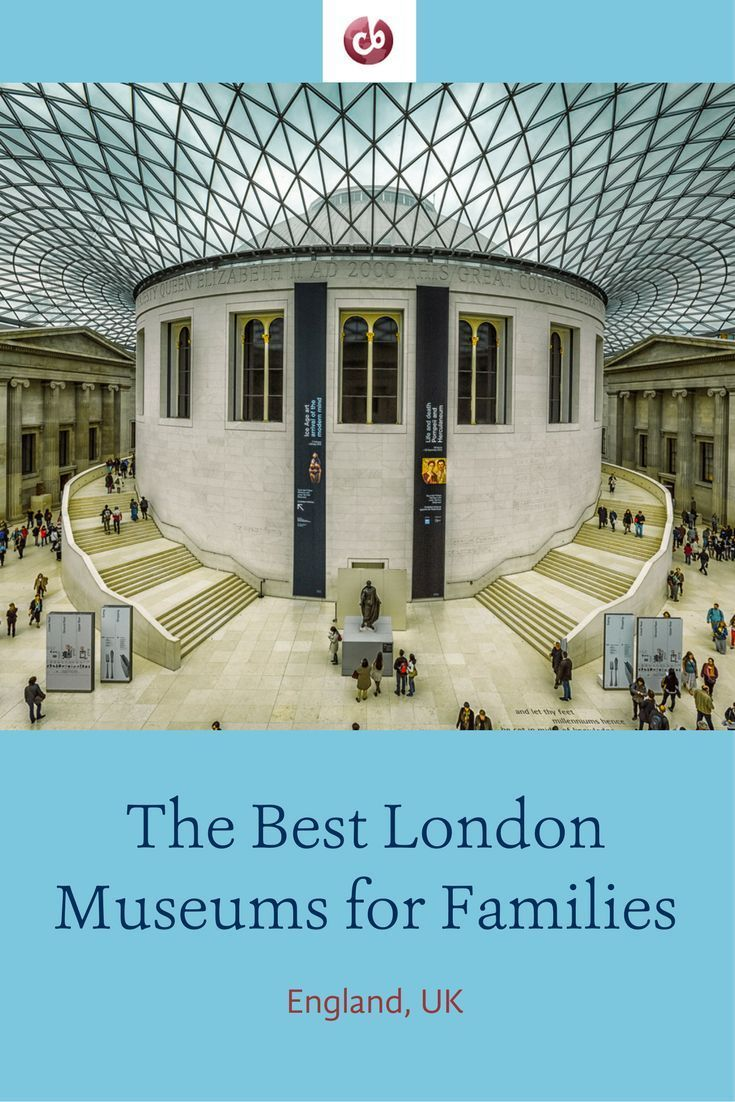 Best Museums in London with Kids