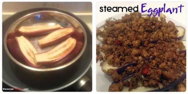 Steamed Eggplant | The Recipe Auditors | #eggplant