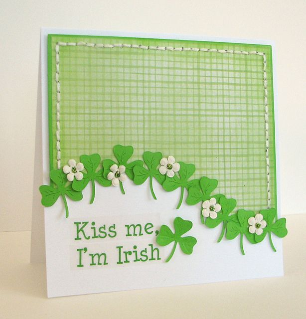 1000+ Images About St. Patrick's Day Card Ideas On