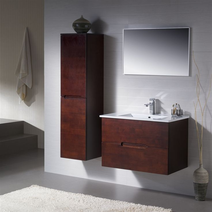 Vanity Elton 32 with Porcelain Top $600 REAL WOOD