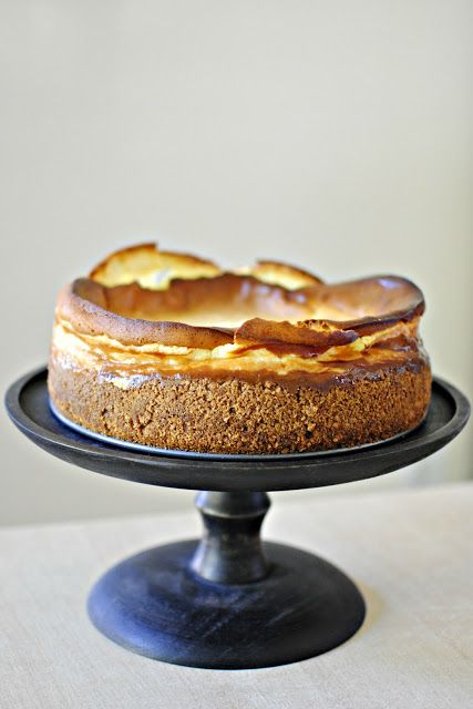 how to make baked cheesecake from scratch