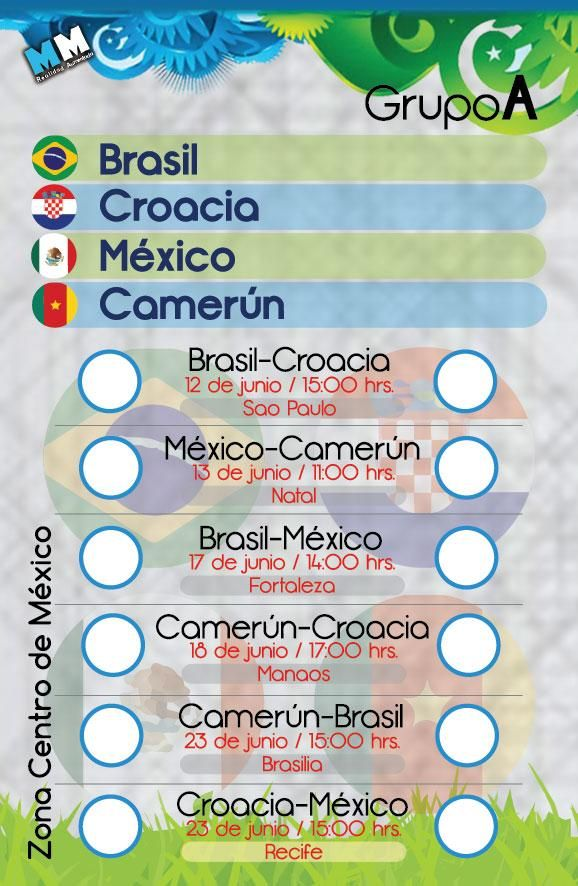 [Spanish content] Mexican agency #MagneticMedios augmented a variety of print advertisements for this year's World Cup in Brazil. Unfortunately, the call-to-action is missing. But users can scan the images with either the Layar-powered MM RA App, or the @Layar App itself, they see regularly updated scoreboards with results from the competition.