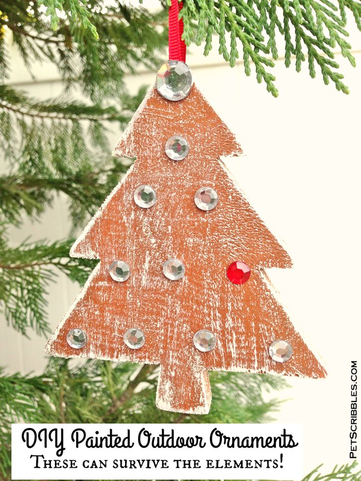 436 best images about pet scribbles crafts and diy on for Outdoor merry christmas ornaments