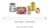 #Google celebra con #doodle el Día Nacional de la papa. #Trome