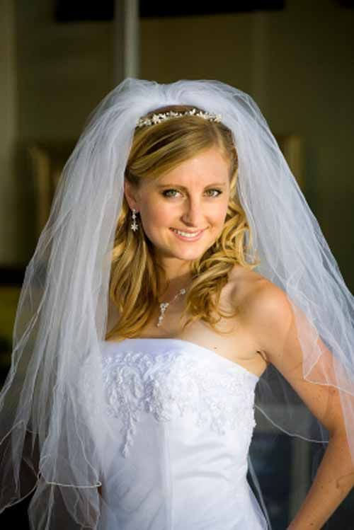 15 best Wedding hair images on Pinterest | Bridal hairstyles ...