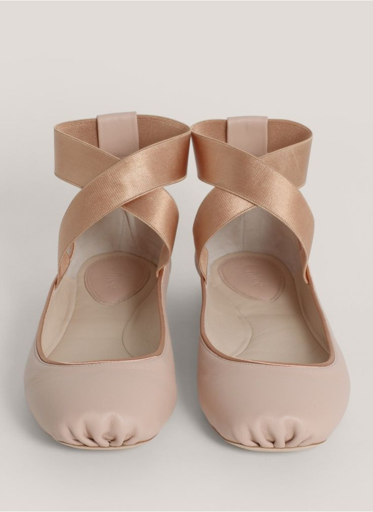 Captivating Chloe Ballet Flats, Forever A Want.