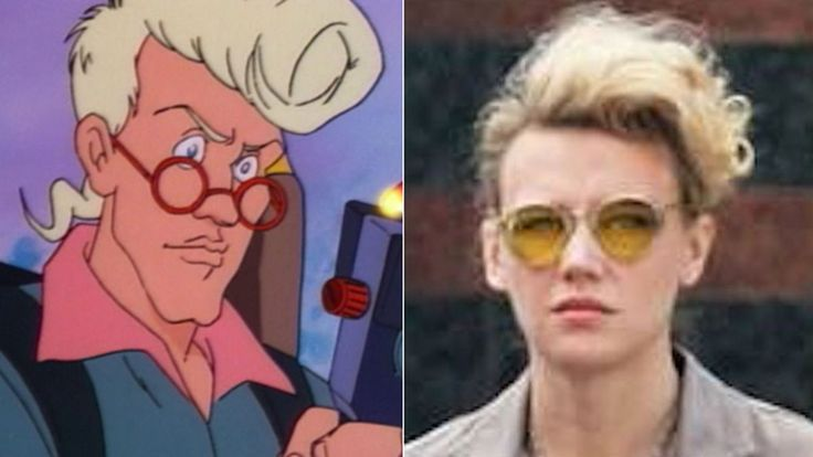 Why Kate McKinnon's Ghostbusters character looks so familiar