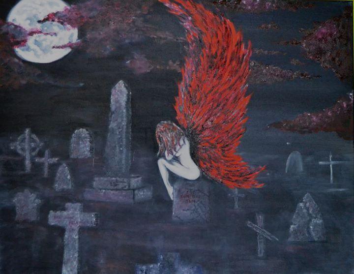 Angel de sangre