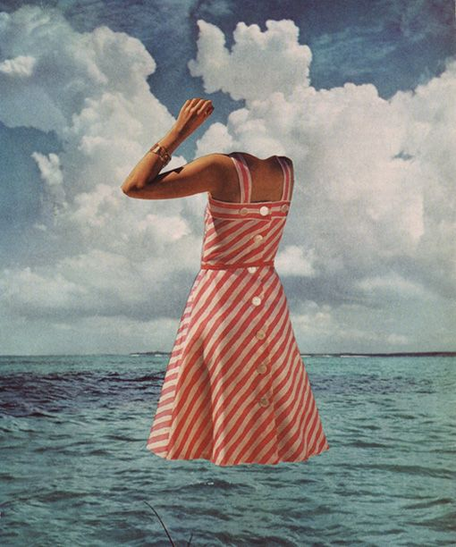 BETH HOECKEL--- Future Islands-- with my head in the clouds I can see 4 ever and eternity